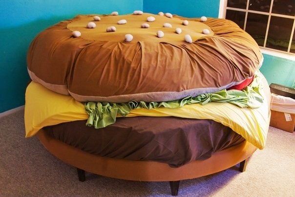 Exceptionnel Home Accessory, Haburger Couch, Burger Bed, Hamburger, Bedding, Food, Chair,  Room Essentials, Bean Bag, Hamburger   Wheretoget