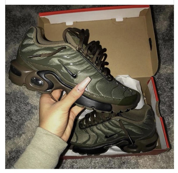 shoes nike nike shoes airmax 90's green army green brown black