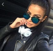 sunglasses,round sunglasses,mirrored sunglasses,aviator sunglasses,style,girl,grunge,fashion,streetwear,streetstyle,sportswear,black