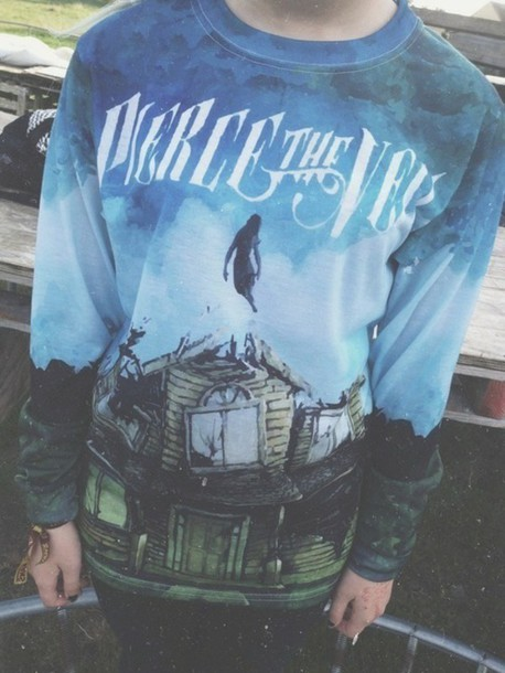 sweater pierce the veil band t-shirt band merch bands hoodie hoodie cd portugal