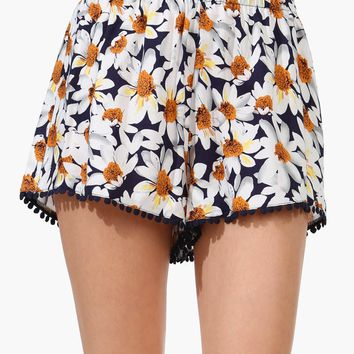 Daisy Sky Shorts on Wanelo