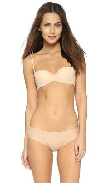 bra blush underwear