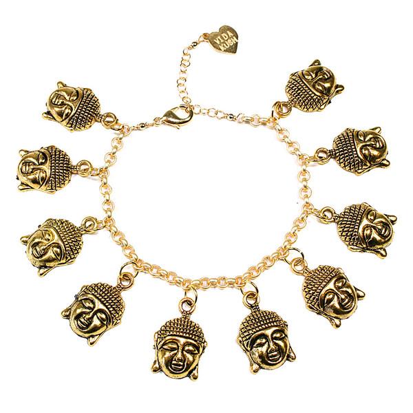 Buddha Charm Bracelet | VidaKush