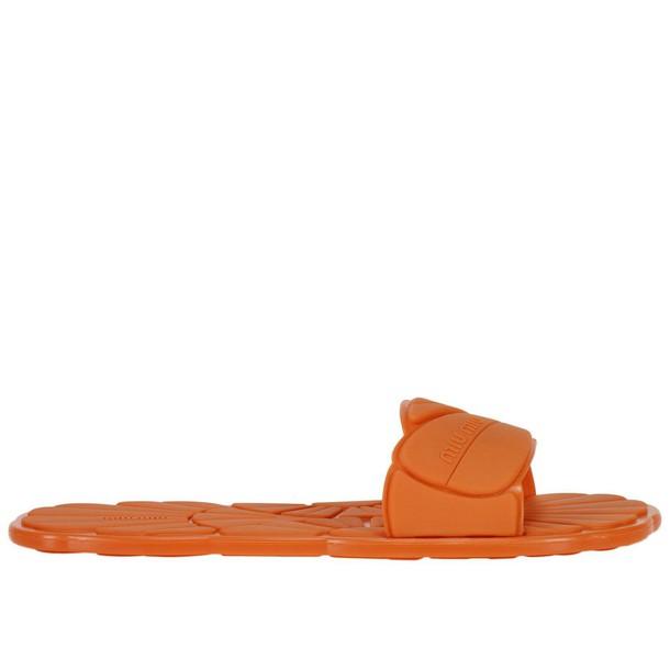sandals shoes women sandals shoes flat sandals orange