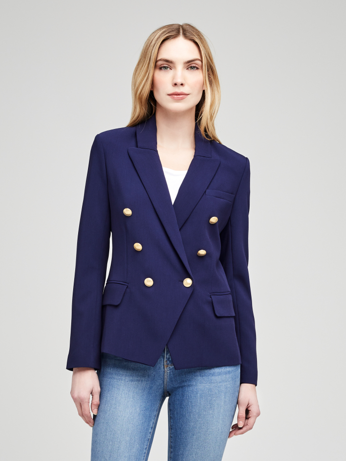 Kenzie Blazer in Navy
