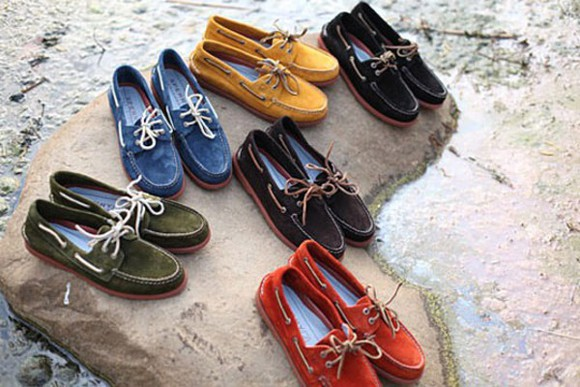 mens shoes sperry top sider sperrys boat shoes menswear fashion