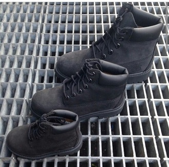 shoes timberland boots shoes timberland black all black everything boots winter boots