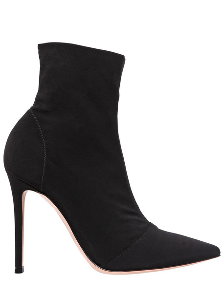 Gianvito Rossi ankle boots black shoes