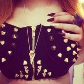 jewels,necklace,ring,pruple,plum,studded