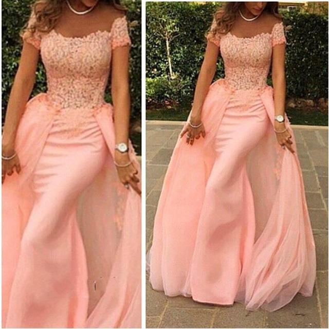 Aliexpress Buy Mermaid Long Evening Dresses 2016 Robe De