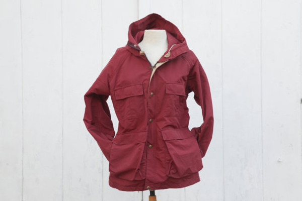 Burgundy Parka Jacket Womens - My Jacket
