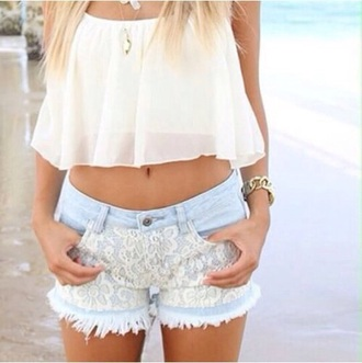 top white top white crop tops summer top