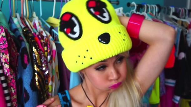 hat kawaii dope style fashion