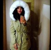 coat,canada goose,parka,jacket