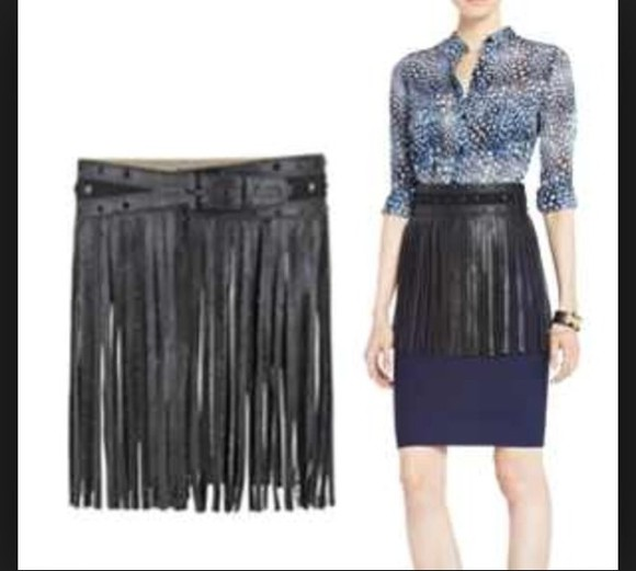 fringe summer outfits Belt fringe belt belt   dress black belt belts and suspenders black fringe leather chic