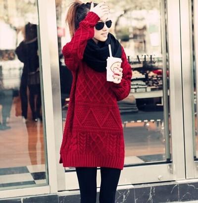(more colors) bree long sweater dress · nouveau craze · online store powered by storenvy