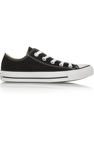 shoes chuck taylor all stars converse black sneakers