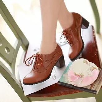 shoes boots heels vintage cute style