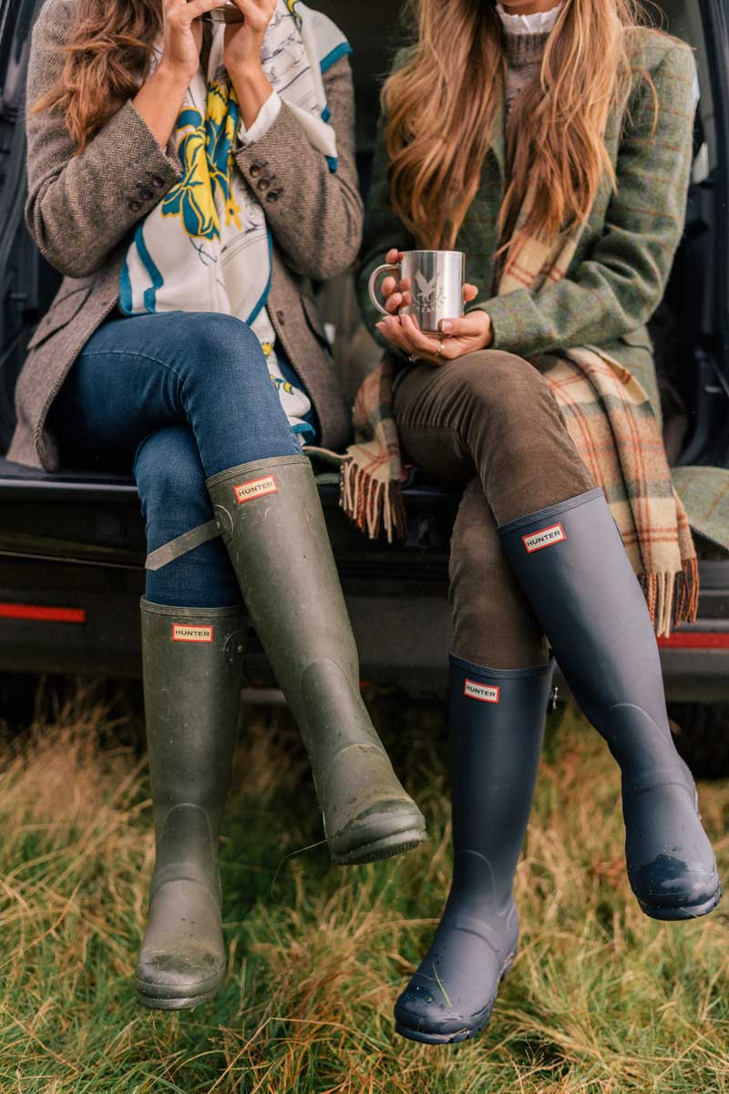 Complete Guide to Buying Hunter Boots - Celebrity Style Guide