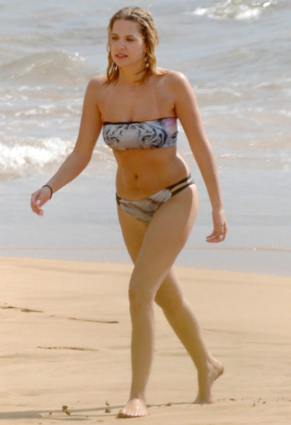 swimwear ashley tisdale ashley benson