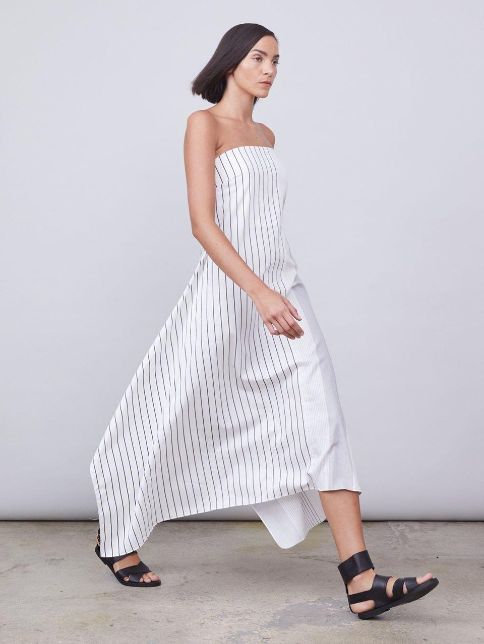 Jacky Strapless Dress