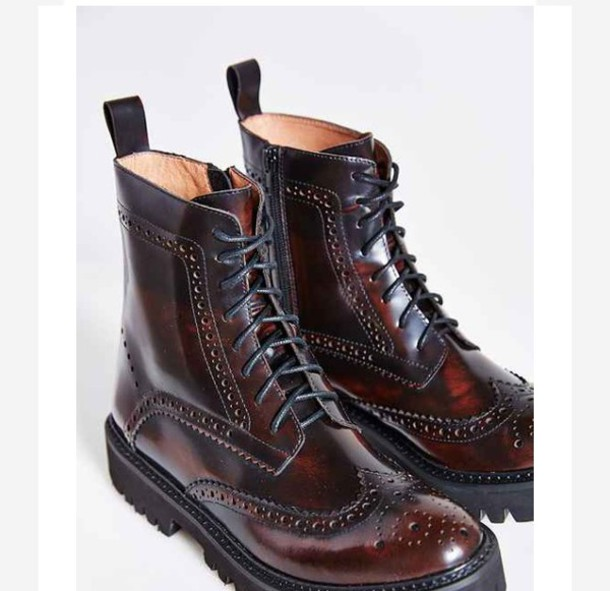 shoes dr marten boots old school brown shoes