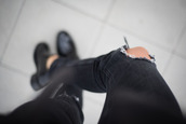 jeans,black,ripped,denim,tumblr,fashion
