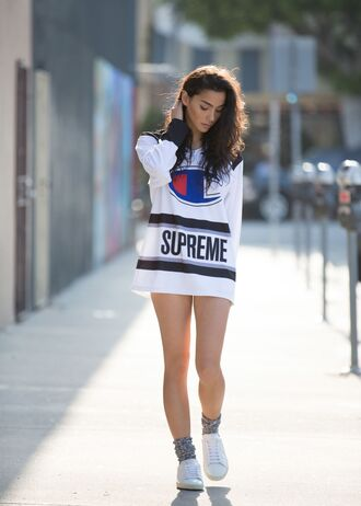 sweat the style shorts shoes