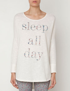 SLEEP ALL DAY SWEATER on The Hunt