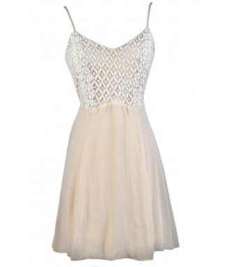 dress pink lily boutique beautiful white girl nice