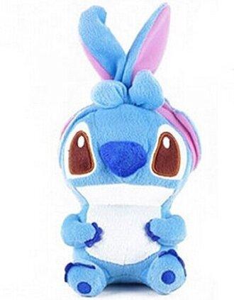 phone cover blue cute phone lilo and stitch