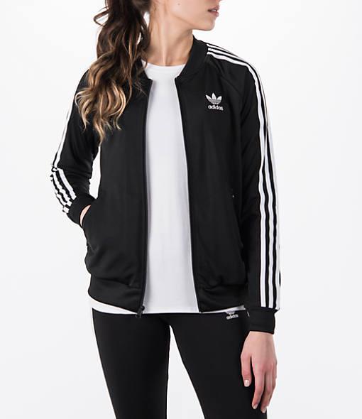 9af942530a00d6 Women s adidas Originals Superstar Track Jacket