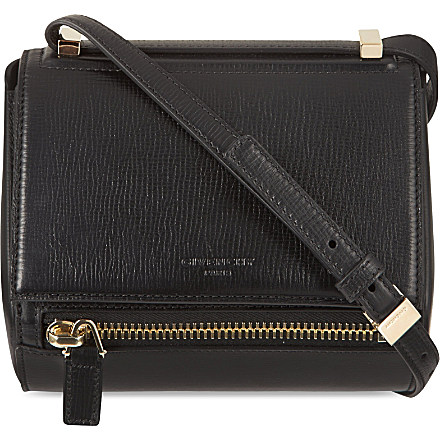 GIVENCHY - Pandora mini box cross-body bag | Selfridges.com