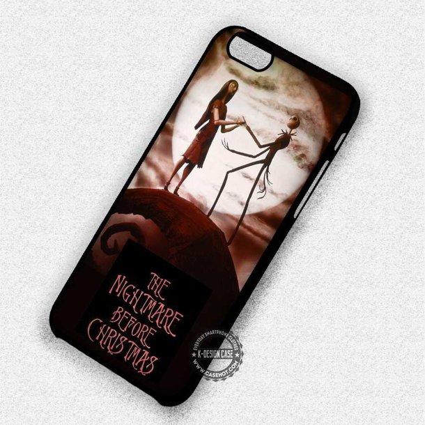 phone cover cartoon the nightmare before christmas iphone iphone case iphone cover iphone 4 case iphone 4s iphone 5 case iphone 5s iphone 5c