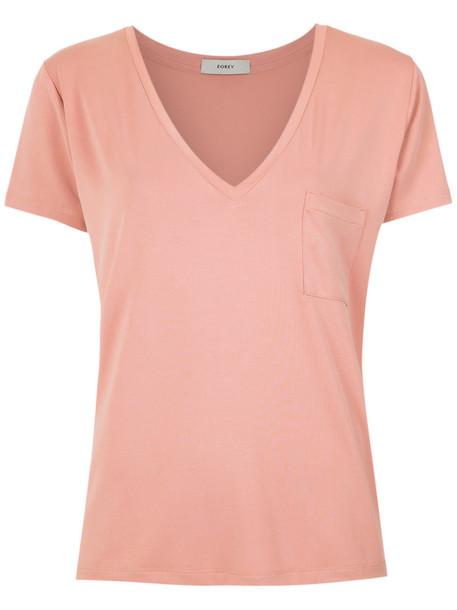 t-shirt shirt pocket t-shirt t-shirt women top