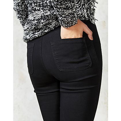Ark Reagan High Waisted Skinny Jeans
