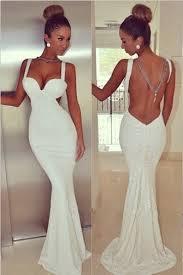 Sweetheart Mermaid Backless Prom Dress - Juicy Wardrobe