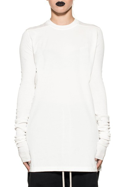 DRKSHDW sweater white sweater white