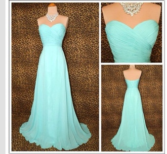 dress prom dresses /graduation dress .party dress prom dress helpmetofindit turquoise dress prom gown