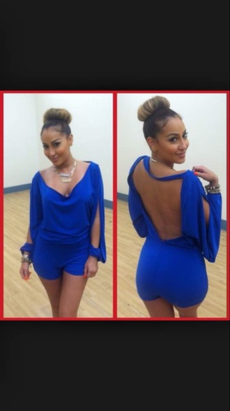 dress blue dress romper jumper cute dress help outfit fancy dress