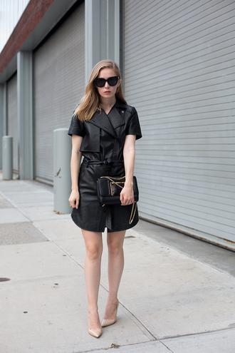 bag sunglasses blogger