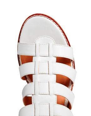 ASOS   ASOS FACTORY Gladiator Sandals at ASOS