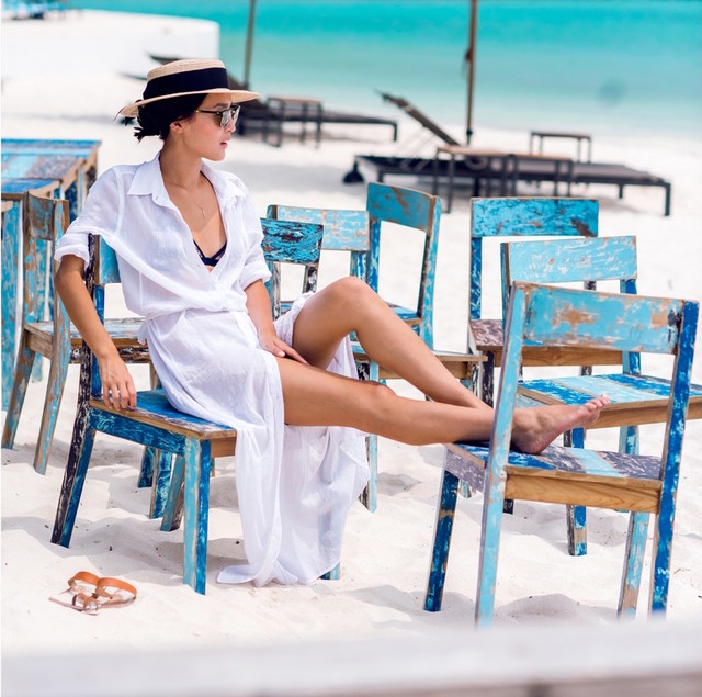 Beach Cover Ups For Summer 2017