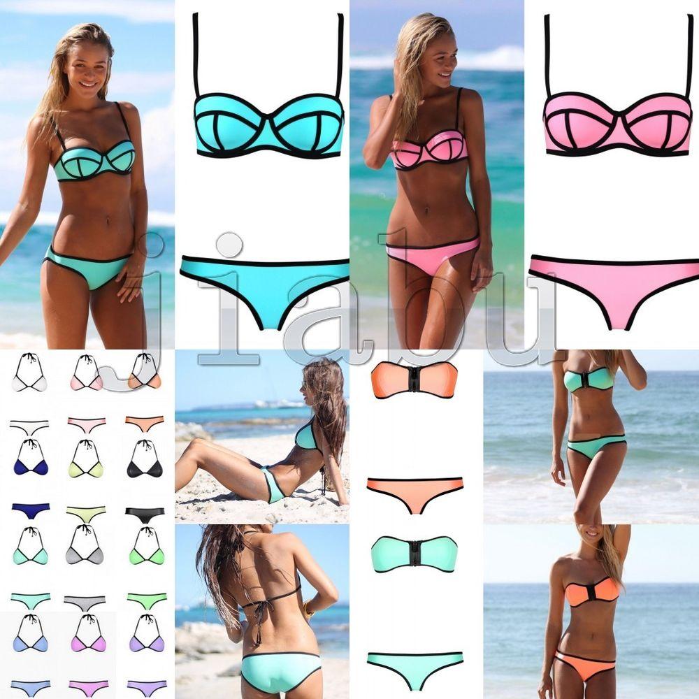 fejk triangl bikini
