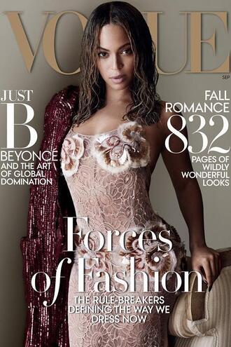dress lace dress vogue editorial beyonce gown floral dress texture romantic summer dress