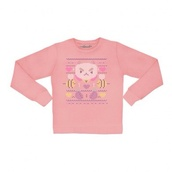 sweater,pastel,cute,kawaii,bee and puppycat