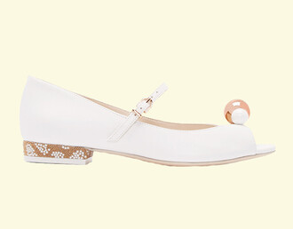 shoes white shoes glitter gold open toes open toe flats flats