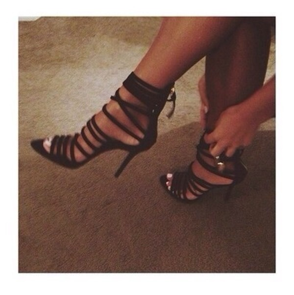 shoes black heels high heels formal