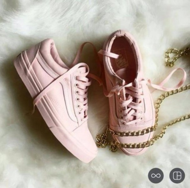 shoes vans pink sneakers sneakers