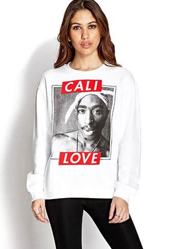 Cali Love Sweatshirt | FOREVER21 - 2000065248